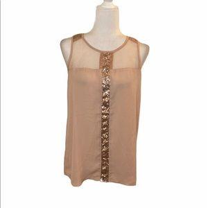 Verty sheer blouse